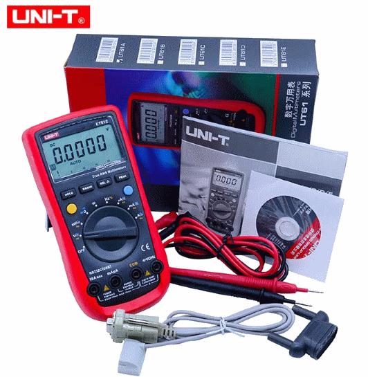 UNI-T UT61E