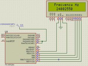 Frecventmetru_PIC16F628 Freq-01